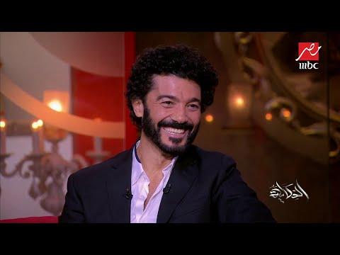 فكرة رائعة..خالد النبوي يرحب بتجسيد محمد صلاح في فيلم عالمي