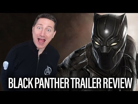 Black Panther Trailer #2 Review