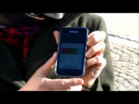 Video of Sensorfit Activity Tracker