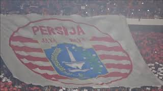 Video KOREO 3 TRIBUN | Atmosfer Jelang Kick Off Persija vs Home United | AFC CUP 2018 | FULL HD MP3, 3GP, MP4, WEBM, AVI, FLV Juli 2018