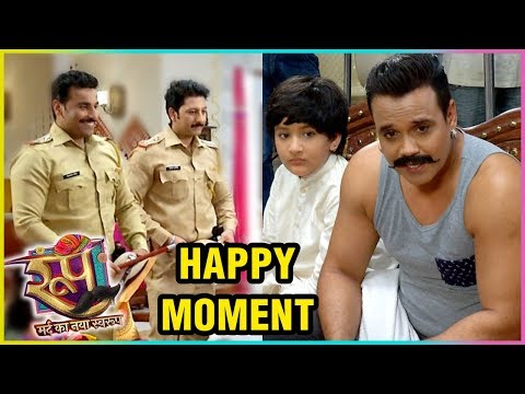 Roop's Father Becomes DSP | Happy Moment | Roop Ma