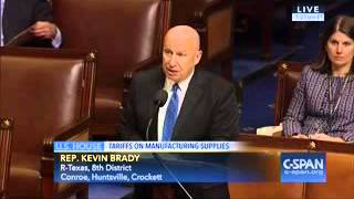 Brady (TX) United States  City new picture : Chairman Brady (R-TX) Supports American Manufacturing Competitiveness Act