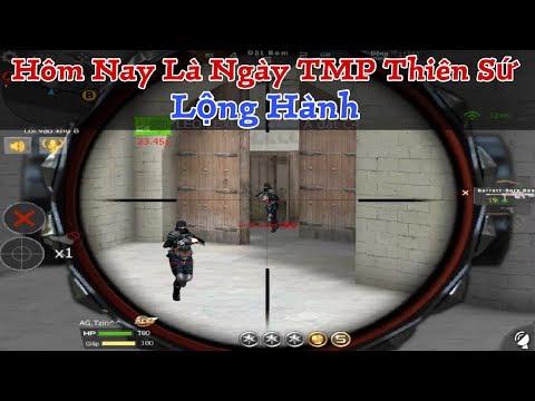 CF Legends : Team Sniper Đi Săn Team TMP Thiên Sứ Lộng Hành - Thời lượng: 11 phút.
