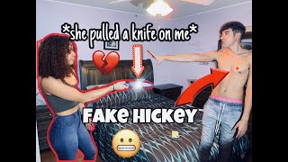 CHEATING PRANK ON CRAZY LATINA GIRLFRIEND *GONE WRONG* 💔