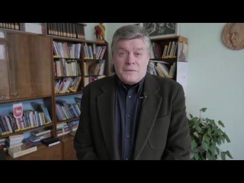 2016-03-10 Vieno lito premijos įteikimas poetui E. Janušaičiui