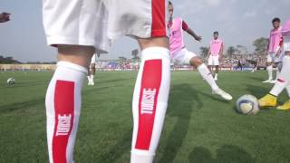 Warm-up of Zambia vs Tunisia (22/01) Orange Africa Cup of Nations, EQUATORIAL GUINEA 2015  Coupe d'Afrique des Nations...