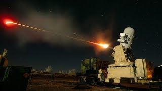 Monstrously Powerful C-RAM Testing & Training - Counter Rocket, Artillery, and Mortar System