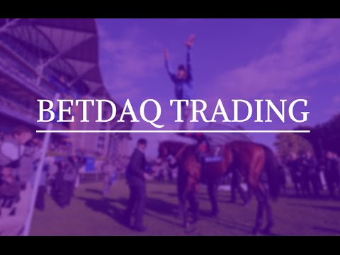 Betdaq Trading With Geeks Toy