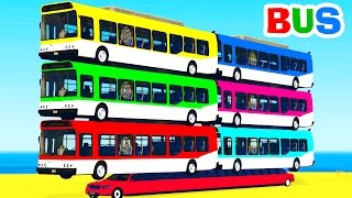 Learn Color Bus on CarOther fun videos:Learn Color Car Transportationhttps://youtu.be/fKLzx5yMxeISmall police carshttps://youtu.be/hrd9qWGHvrcLightning McQueen carshttps://youtu.be/a0dONgU3kU4SUV cars transportationhttps://youtu.be/xRDgHu4sbT8Learn numbers with Mack truckhttps://youtu.be/Ael2QgWKTRU