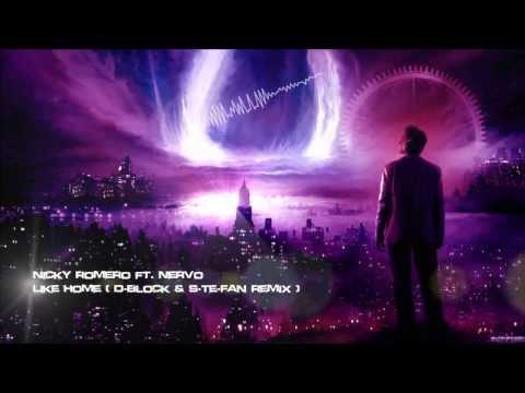 Nicky Romero ft. Nervo - Like Home (D-Block & S-te-Fan Remix) [Mastered Rip]