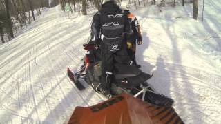 9. 2014 artic cat zr 7000 Gopro