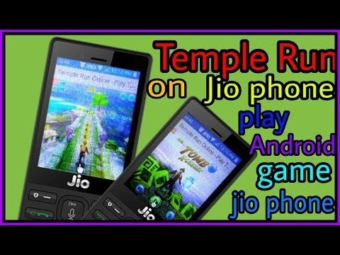 how to play subway surf online in jio phone