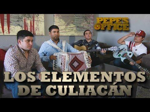 LOS ELEMENTOS DE CULIACÁN EN ENTREVISTA DESDE TIJUANA - Pepe's Office - Thumbnail