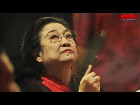 Megawati Panik Jelang Pencoblosan Putaran Dua