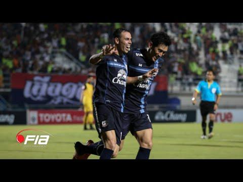 Carmelo González - 2 Goals - Suphanburi FC 2-2 Osotspa FC - TPL 2015