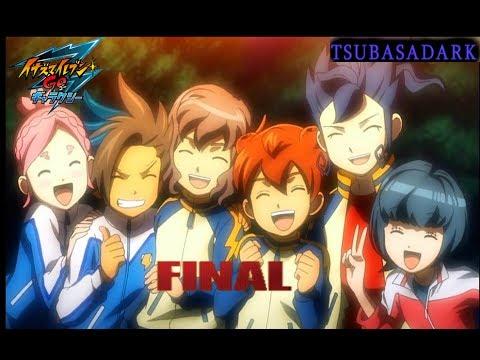 Inazuma Eleven GO Galaxy Final Sub Español