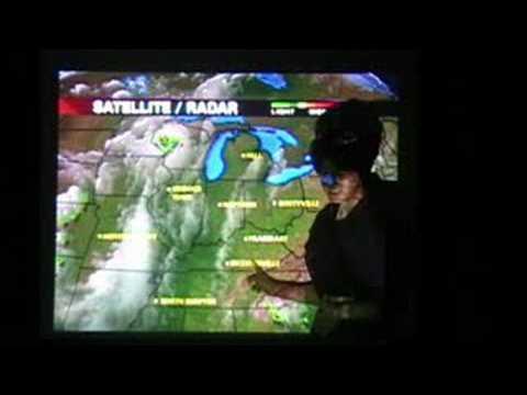 Weather Report Bloopers