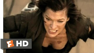 Nonton Resident Evil: The Final Chapter (2017) - Zombie Convoy Escape Scene (3/10) | Movieclips Film Subtitle Indonesia Streaming Movie Download