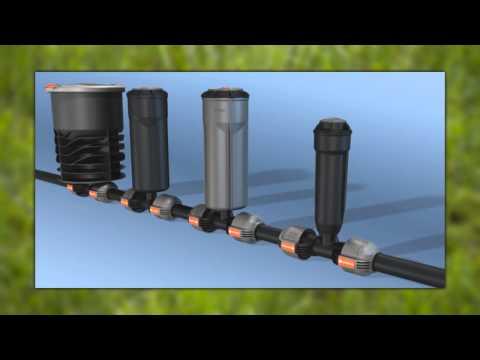 GARDENA Sprinklersystem Schulungsfilm (2013)