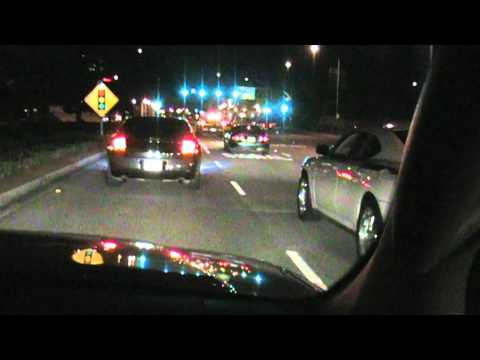 Garden Grove  UFO SIGHTING POLICE ESCORT, AMust See UFO Sighting thats Shocking.mov