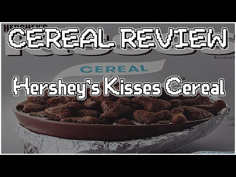 CEREAL REVIEW - Hershey's Kisses Cereal