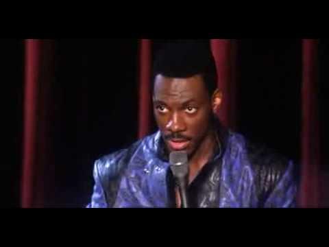 Эдди Мерфи - отжигает в комеди (1987) 2 часть (видео)