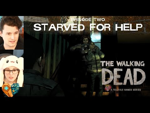Ep. 2 The Walking Dead by TellTale w/ Bryan & Amelia @ Dechart Games