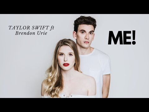 Taylor Swift - ME! (feat. Brendon Urie Of Panic! At The Disco) (Cover)