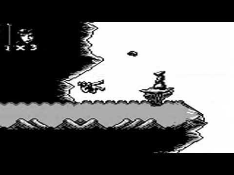 Super Star Wars : Return of the Jedi Game Boy