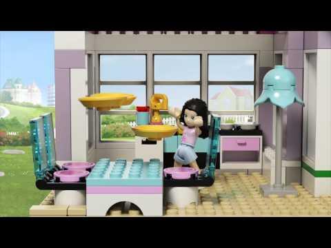 Конструктор Дом Эммы - LEGO FRIENDS - фото № 10