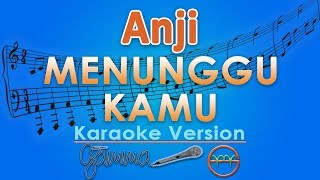 Video Anji - Menunggu Kamu (Karaoke Lirik Tanpa Vokal) by GMusic MP3, 3GP, MP4, WEBM, AVI, FLV Maret 2018
