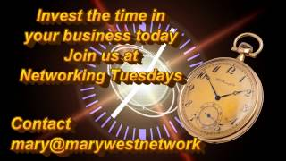 December 2016 Networking Tuesday Promo