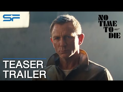 NO TIME TO DIE | Trailer Teaser 2020