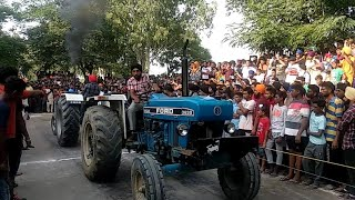 Ford 3600 Mudified Tractor Sirra Vs New Holland 3630 Tochan Mukabla Pind Budhi Tanda Hoshiarpur