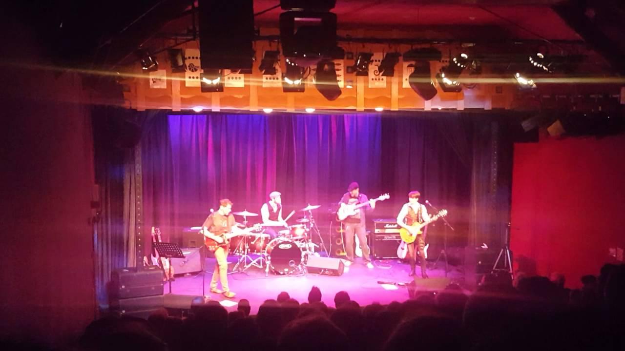 """Ron Sayer's Guitar Legends show """"Little theatre Sheringham"""" Medley 1"""