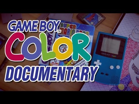 THE GAMEBOY COLOR DOCUMENTARY