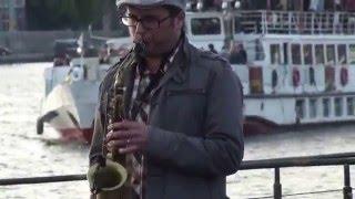 Video Jan Kunze & Hičhaikum Projekt na (A)void Floating Gallery