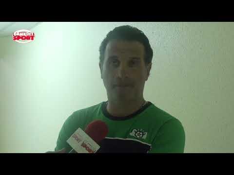 Paulo Duarté après la rencontre face au Cameroun