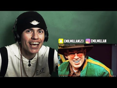 (REACTION) Miky Woodz feat. Bad Bunny - Estamos Clear