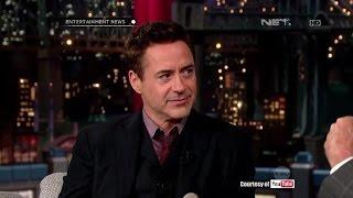 Robert Downey Jr  Bicara Tentang Iron Man 4
