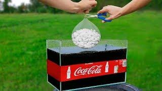 Video Experiment: Giant Mentos Balloon Put In Coca Cola MP3, 3GP, MP4, WEBM, AVI, FLV September 2019