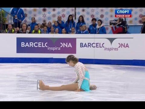 Юлия липницкая видео