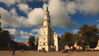 Kaunas Lithuania  city photos gallery : Kaunas, Lithuania - Top 15 Places To Visit - Silvija Travel Tips - Unravel Travel TV