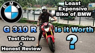 5. BMW G 310 R Test Drive Honest Review in Hindi | Least Expensive BMW Bike | Engineer singh