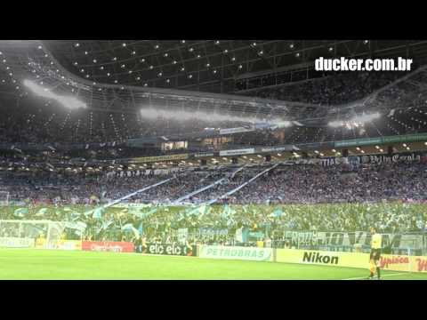 Grêmio 1 x 1 Fluminense - Copa do Brasil 2015 - Greeeemio / Vamo Tricolor - Geral do Grêmio - Grêmio