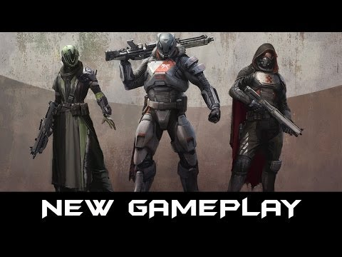 info - Loads of Destiny Info and video in this video. If you want to see more hit the Like button and comment below commanding to see more :) Destiny Website - http://www.destinythegame.com/ NEW...