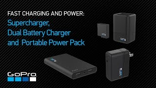 GoPro - Dual Battery Charger + Battery (HERO5 Black)
