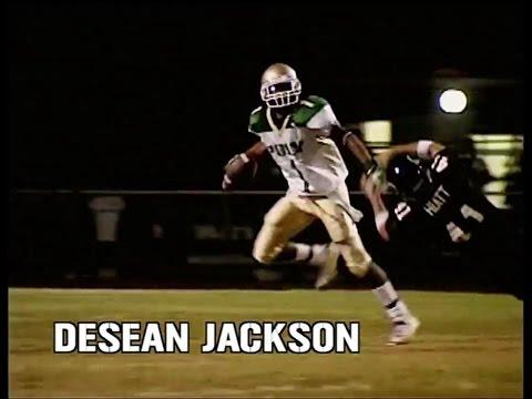 DeSean Jackson Long Beach Poly High School Highlights