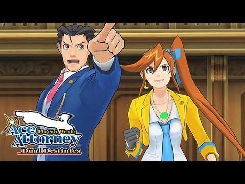 Phoenix Wright: Ace Attorney - Dual Destinies #5