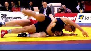 75Kg Bronze 2  - Women Wrestling - European Championships 2014